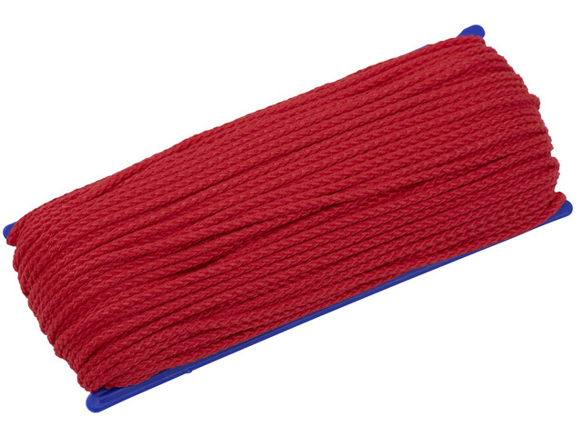 CAMPZ All Purpose Rope 50m 3mm, red